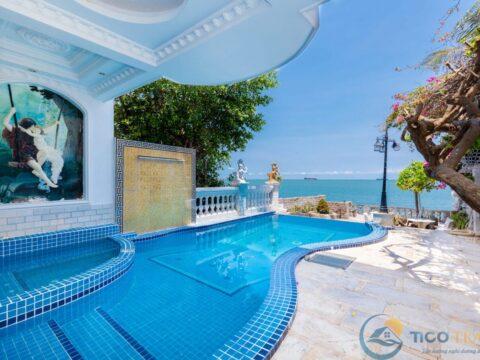 Ảnh đại diện Villa Vũng Tàu Hoàng Gia sát biển - TICO 07 - P25